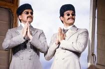 l-r: John Mark Ainsley (Ferrando), Gerald Finley (Guglielmo) in COSI FAN TUTTE by Mozart at Glyndebourne Festival Opera, East Sussex, England 03/05/1992 music: Wolfgang Amadeus Mozart libretto: Lorenz...