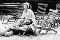 Amanda Roocroft (Fiordiligi), Kurt Streit (Ferrando) in COSI FAN TUTTE by Mozart at Glyndebourne Festival Opera, East Sussex, England 24/05/1991 music: Wolfgang Amadeus Mozart libretto: Lorenzo Da Pon...
