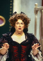 Wendy Hillhouse (Marcellina) in LE NOZZE DI FIGARO at Glyndebourne Festival Opera, East Sussex, England 28/05/1994 music: Wolfgang Amadeus Mozart libretto: Lorenzo Da Ponte conductor: Bernard Haitink...